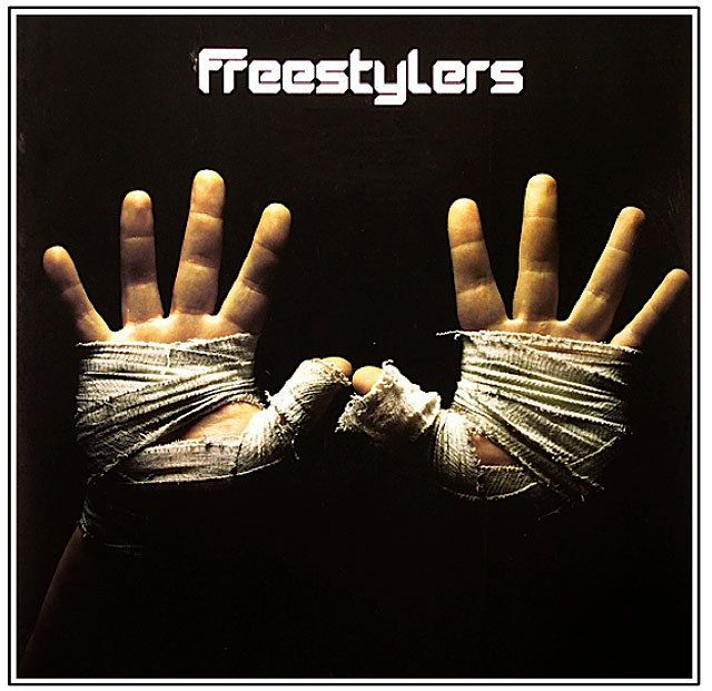 One track a day: WEEKEND SONG by Freestylers
