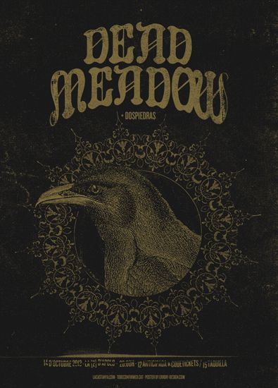One track a day: WHAT NEEDS MUST BE by Dead Meadow