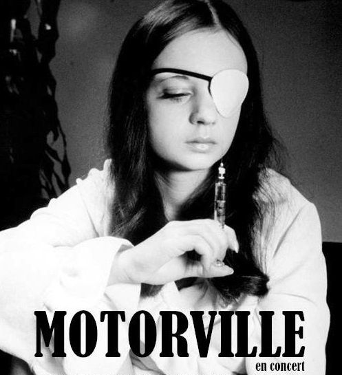 One track a day: DRIVIN THROUGH THE CITY by Motorville