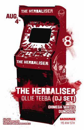 One track a day: THE BLEND by The Herbaliser