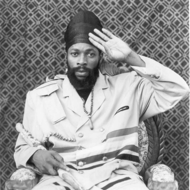 One track a day: JAH JAH CITY by Capleton