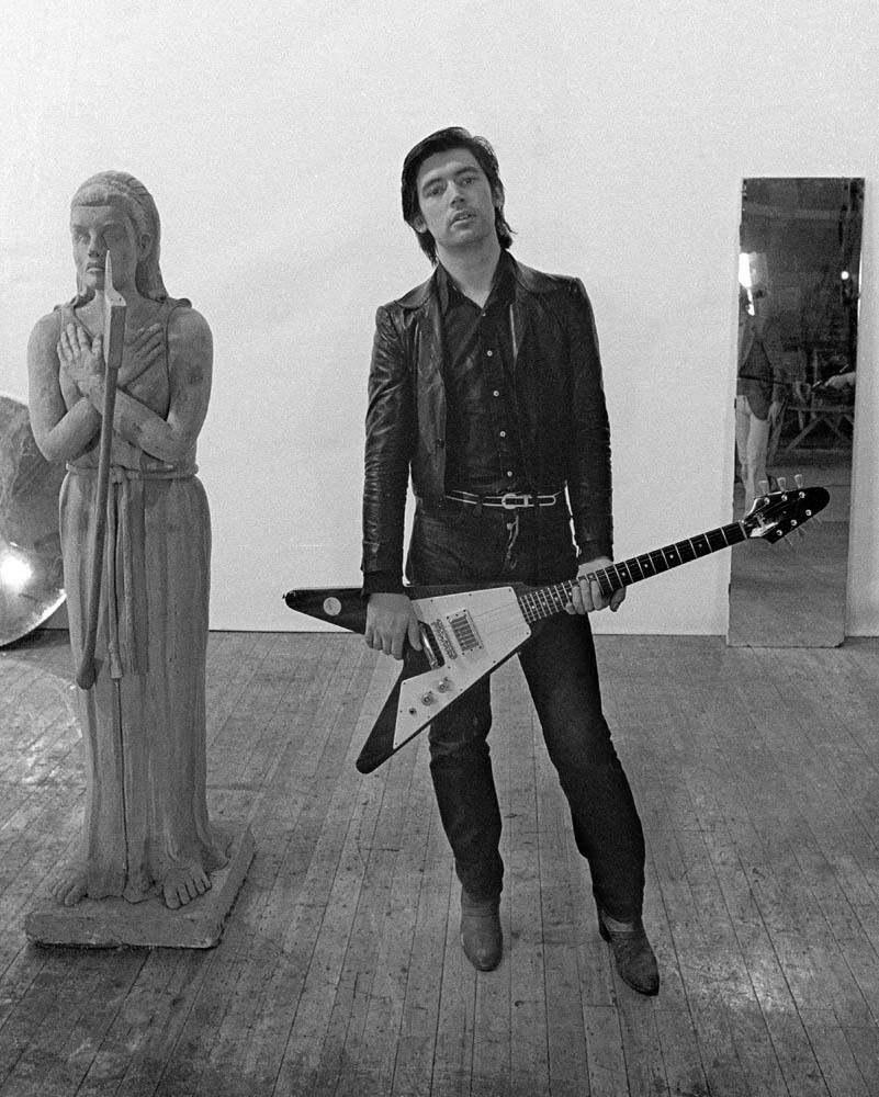 One track a day: GUITAR JAMBOREE by Chris Spedding