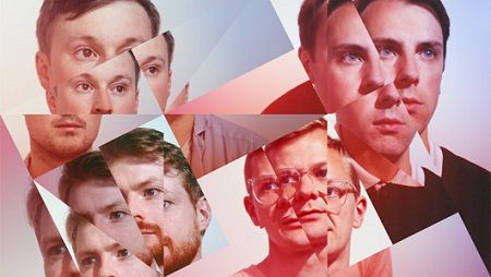 One track a day: WOR by Django Django