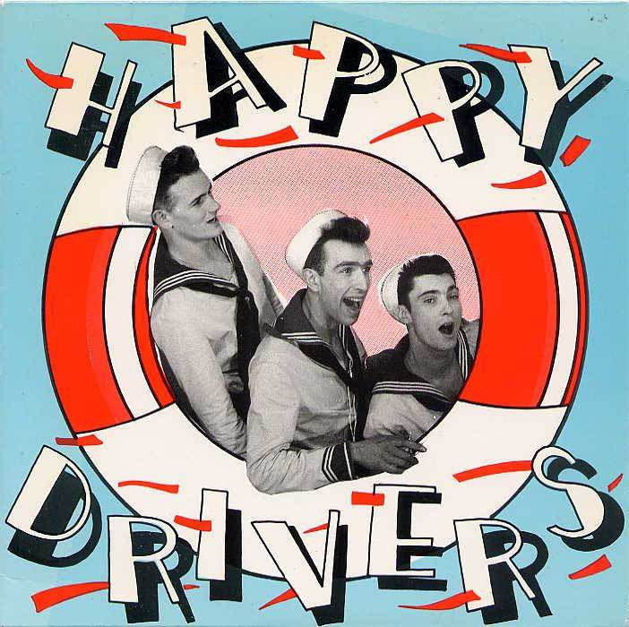 Bootleg: LA ISLA BONITA by The Happy Drivers