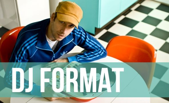 One track a day: Sometimes i feel like a little bit of soul by DJ Format