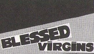 One track a day: DU BETON SANS PRIERE by Blessed Virgins