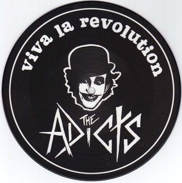 One track a day: VIVA LA REVOLUTION by The Adicts