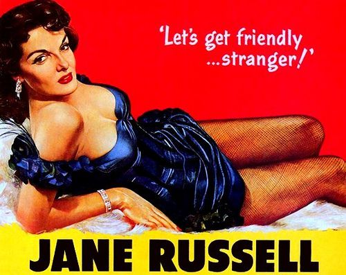 Pin Up: Jane Russell