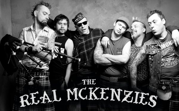 One track a day: YES by The Real McKenzies