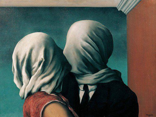 Les Amants (7): Art Moderne