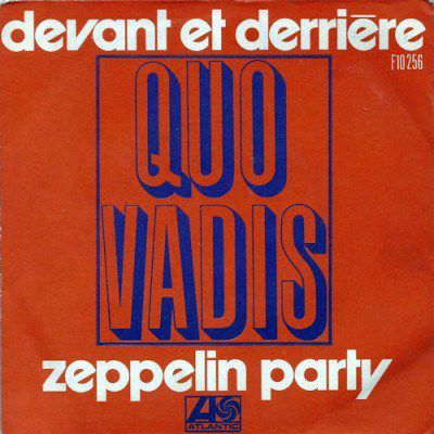 One track a day: ZEPPELIN PARTY by Quo Vadis