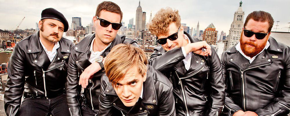 One track a day: BLOOD RED MOON by The Hives