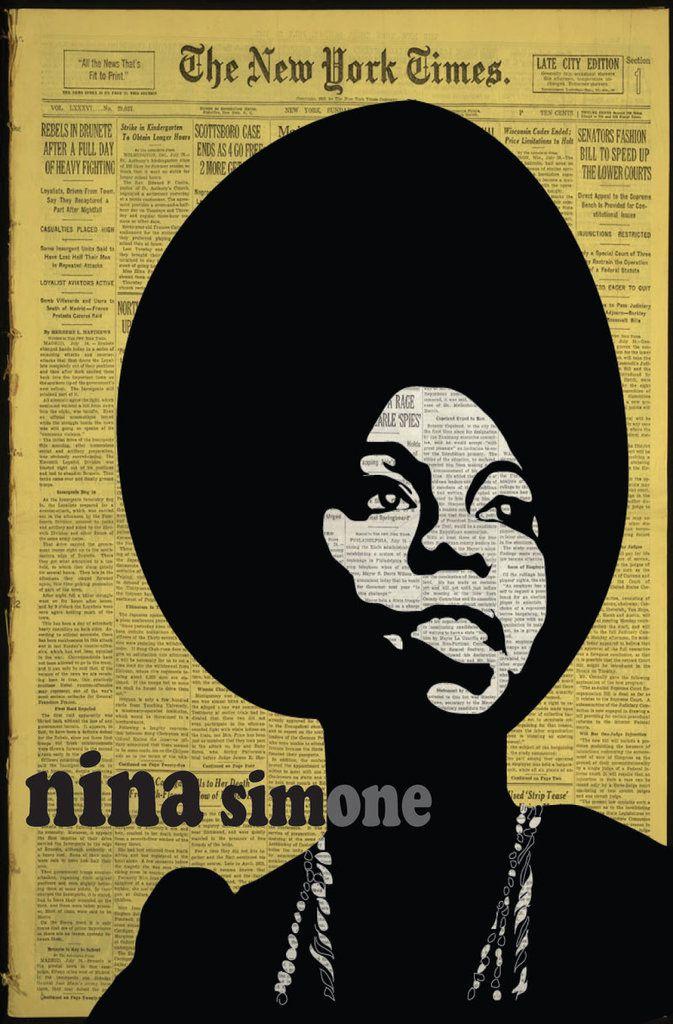 One track a day: AINT GOT NO I GOT LIFE by Nina Simone