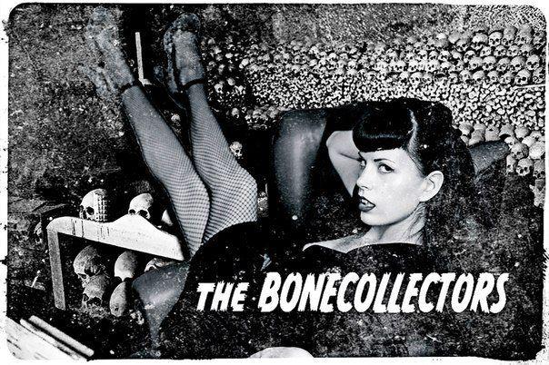 Cover: BELA LUGOSI'S DEAD (Bauhaus) by The Bonecollectors