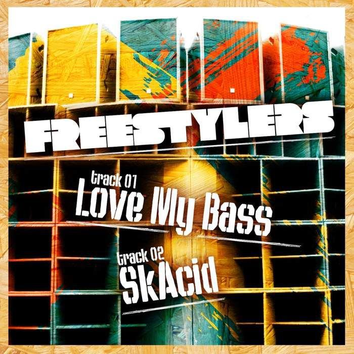 One track a day: SKACID by The Freestylers