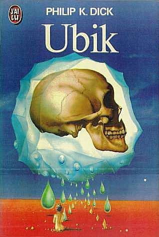 Bookcrossing: UBIK de Philip K Dick