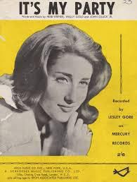 One track a day: IT'S MY PARTY by Lesley Gore