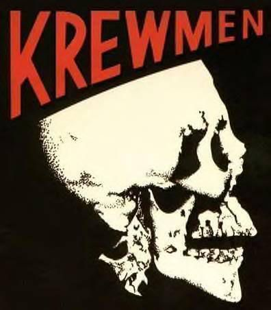 Cover: SHOULD I STAY SHOULD I GO by The Krewmen
