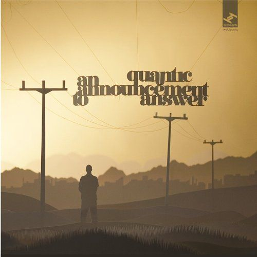 One track a day: AN ANNOUNCEMENT TO ANSWER by Quantic