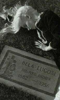 Cover: BELA LUGOSI'S DEAD by The Dead Brothers