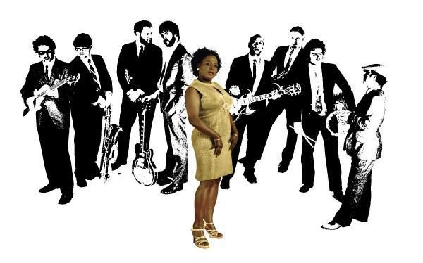 One track a day: HOW LONG DO I HAVE TO WAIT FOR YOU by Sharon Jones &amp&#x3B; The Dap-Kings