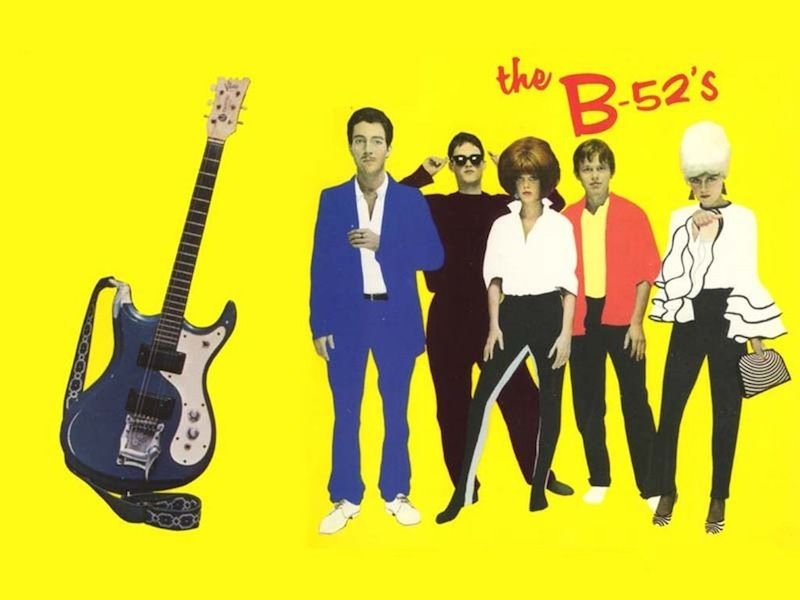 One track a day: LOVE SHACK by The B 52'S
