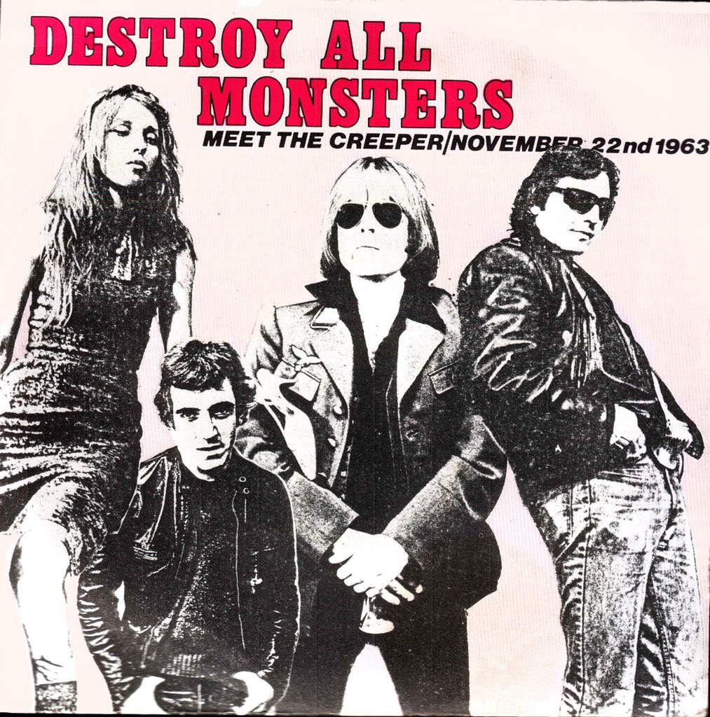One track a day: BORED by Destroy All Monsters