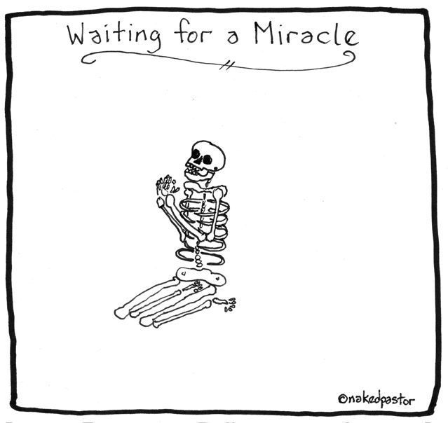 One track a day: WAITING FOR A MIRACLE by Leonard Cohen