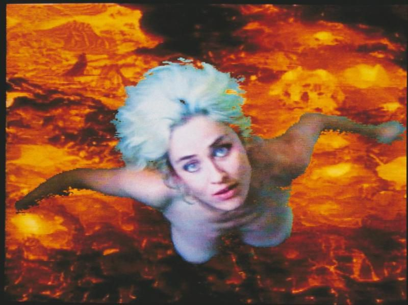 Cover: &quot&#x3B; I'M VICTIM OF THIS SONG (Wicked Game) by Pipilotti Rist