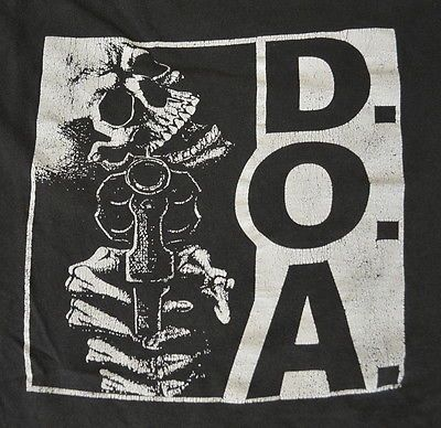 Cover: COMMUNICATION BREAKDOWN by D.O.A.