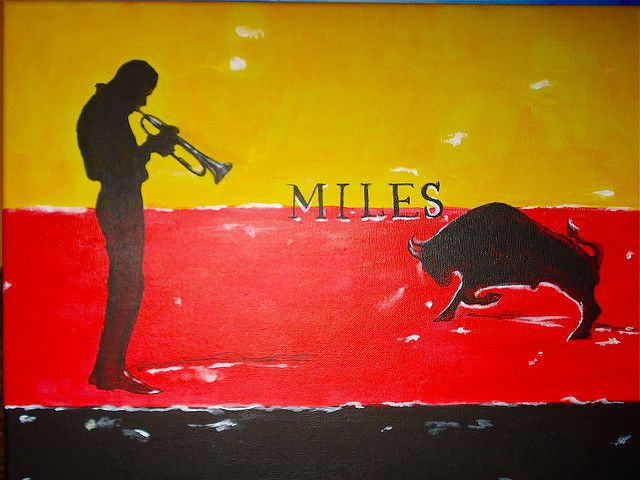 One track a day: WILL O THE WISP by Miles Davis