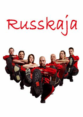 One track a day: ENERGIA by Russkaja
