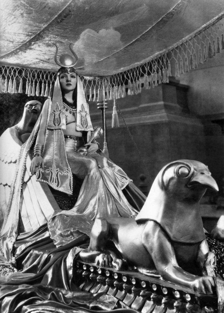 Claudette Colbert (cecil b Demille 1934)