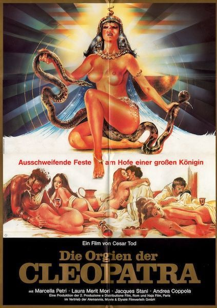 Cleopatra: Erotic Movies (19)