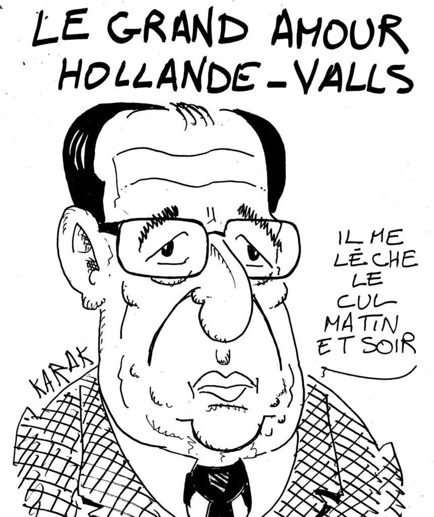 Les petits textos de Valls