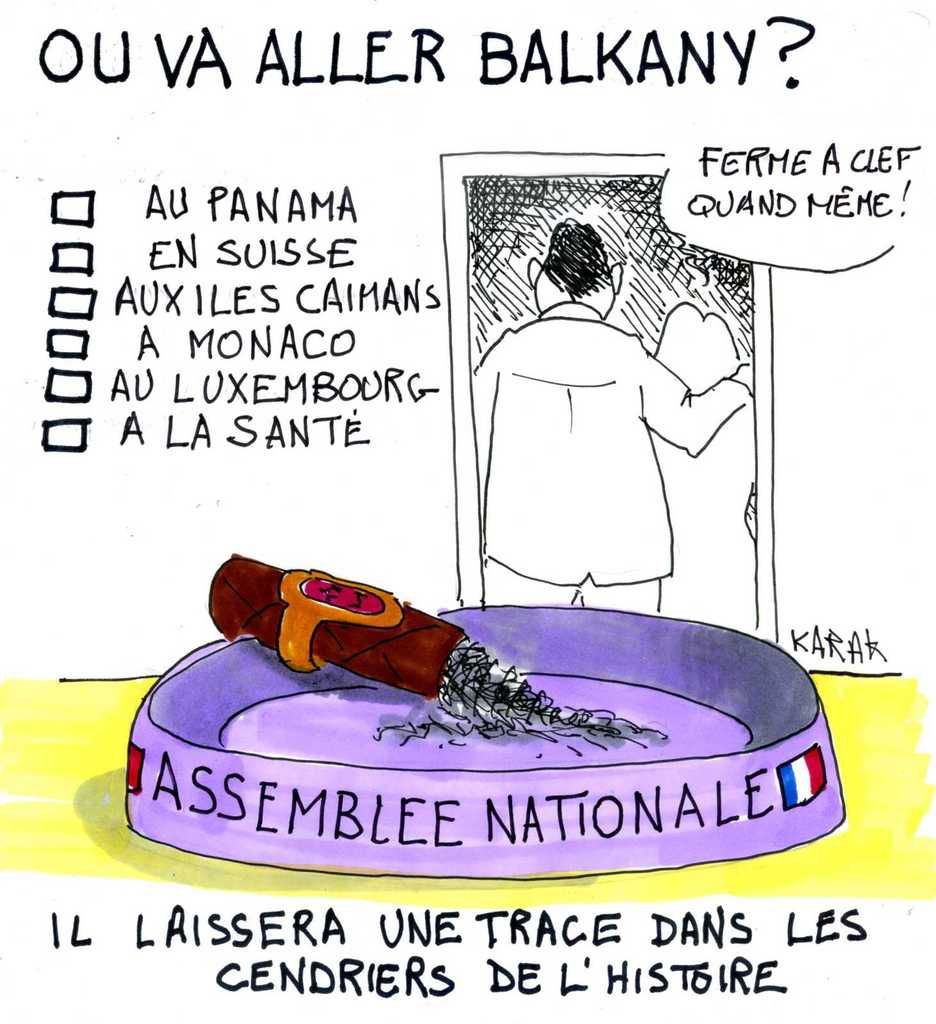 Le Balkanexit