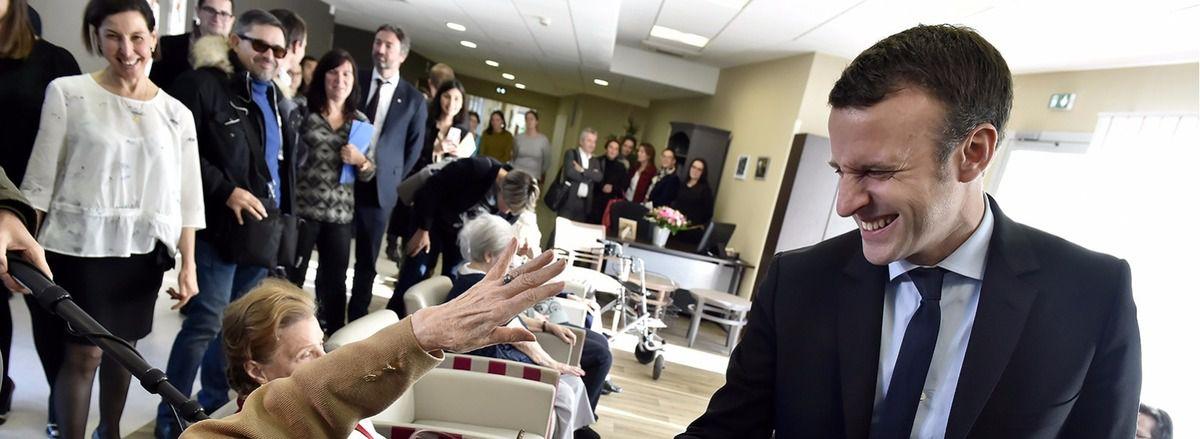 Les mauvais comptes de la retraite selon Macron