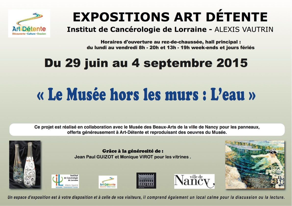Expositions Art détente