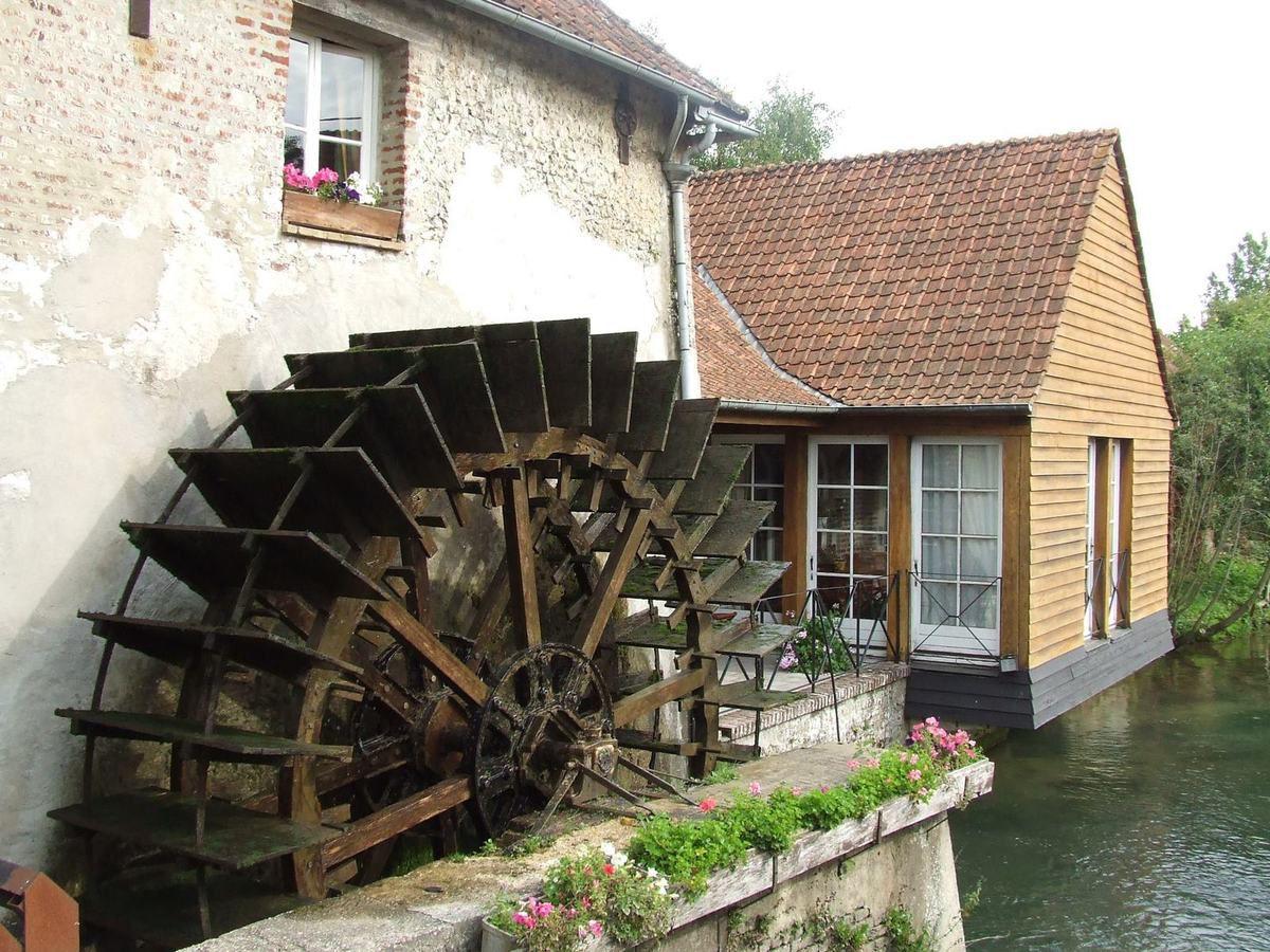 Moulin de Renty