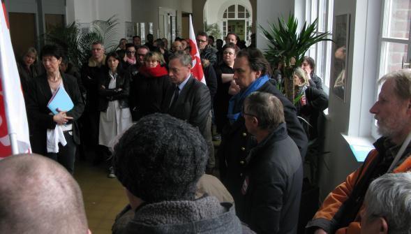 Roubaix: l'hôpital en soins intensifs pour retrouver l'usage du dialogue