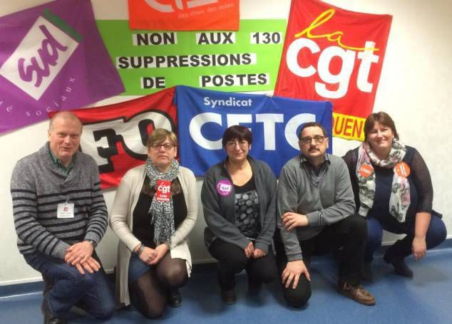 CHU Rouen : Suppression de 130 postes