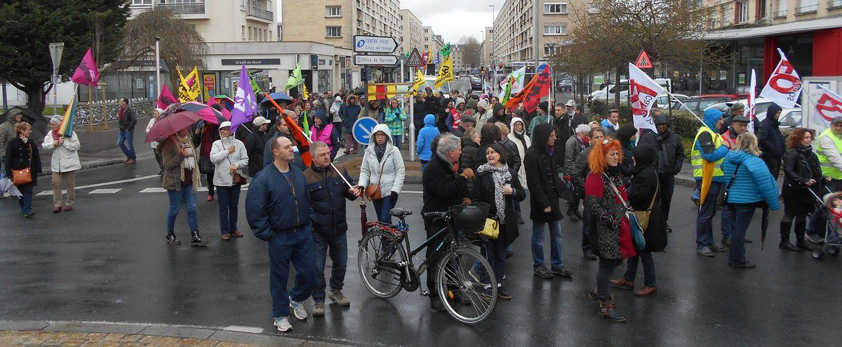 40 mars 2016 à Caen