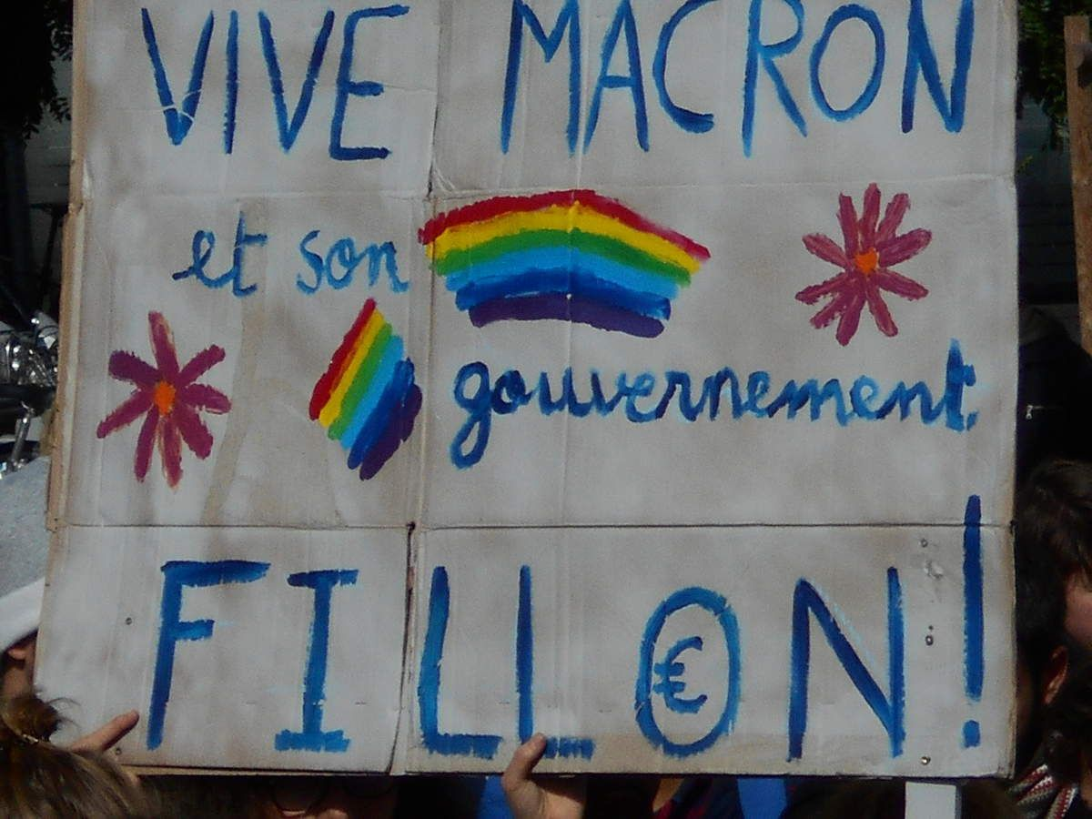 Manifestation Caennaise du 12 septembre