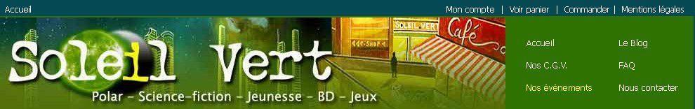 NEWSLETTER - La Lettre de Soleil Vert - Rentrée  2015