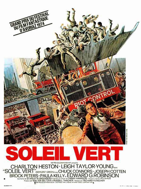 Harry Harrison - Soleil Vert (1966)