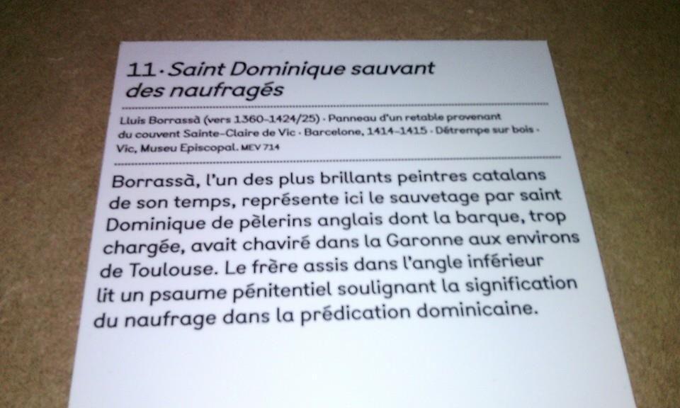Saint Dominique Sauvant des Pèlerins