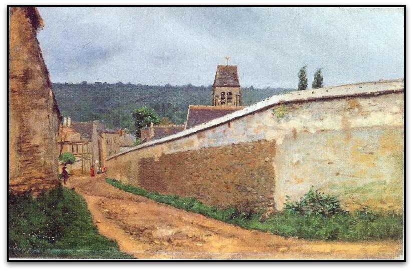 Les rogations à Igny 1853