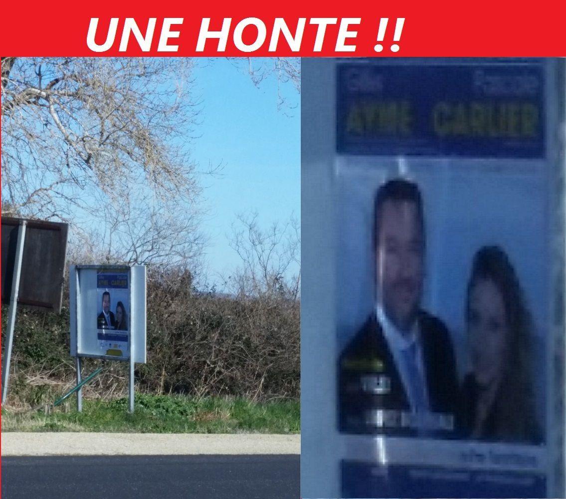 Quand un candidat qui veut défendre la Camargue... la saccage!