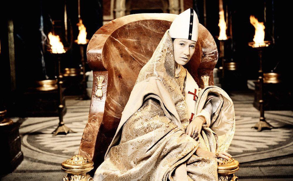 Image tirée du film «La papesse Jeanne» (2009), de Sönke Wortmann