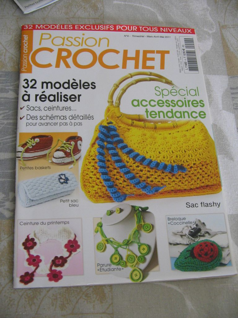 Livres créatifs : Crochet